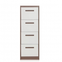 Cheap H1315 4 Drawer Filing Cabinet Metal Document Filing Storage Cabinet Office Furniture wholesale
