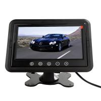 Cheap Industrial Rear View Camera Monitor TFT Panel Type 350cd/m² High Brightness wholesale
