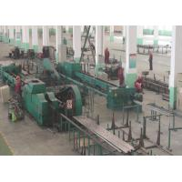 Cheap Metal Pipe 3 Roll Mill / Rolling Mill Machinery 55KW With Carbon Steel 80 m / Min wholesale