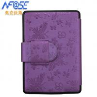 Cheap Colored Tablet Kindle Paperwhite Protective Case with Auto Wake / Sleep wholesale
