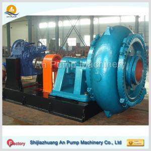 Cheap hard metal 12/10 dredge gravel centrifugal slurry pump wholesale