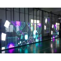 Cheap Outdoor Transparent LED Display P3.91-7.82 1920Hz Refresh Frequency Ultra Power Saving Design 1000x500mm wholesale