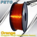 Cheap High Strength PETG Filament  , Transparent 3D Printing Filament  Resistance Acid wholesale