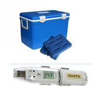 Huato Usb Temperature Data Logger For Medical Cooler Box Easy Operation