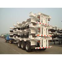 Buy cheap the new terminator trailer pictures skeleton container trailer - CIMC VEHICLE from wholesalers
