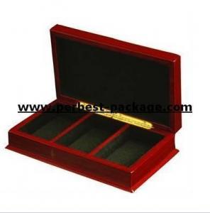 Top Elegant Wooden Poker Package Box