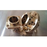 Buy cheap standard mold components Flange Fixed Bronze Guide Bush from wholesalers
