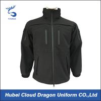 Cheap new waterproof Black Security Guard Jackets of men for sale