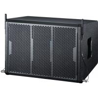 Cheap Professional Active Line Array System With Compact Dual Frequency Enclosure Design wholesale