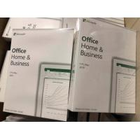 Buy cheap Microsoft Office 2019 Home & Students Key Support Windows 10 System 1 time from wholesalers