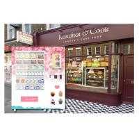 Buy cheap Egg Cupcake Vending Machine With Elevator System For Bread Shop Shopping Malls from wholesalers
