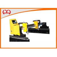 China Cheap Price CNC Plasma Cutting Machine With THC For Steel 0 - 8000 mm/min on sale