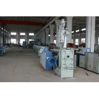 16-63mm single layer/multy-layer PE pipe production line