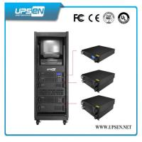 Cheap Modular Rack Mount UPS Uninterrupted Power Supply with Pure Sine Wave , Low Noise wholesale