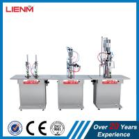 Cheap 3 in 1 Aerosol Paint Spray Can Filling Machine wholesale