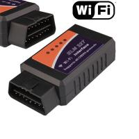 Cheap Elm327 WIFI OBD2/OBDII Wireless for iPhone/iPad/IPod/Android ELM327 OBD Diagnosis wholesale