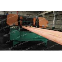 Cheap Brass Bar D20-150mm Horizontal Cooper Continuous Casting Machine With 120-1500KW Smelting Furnace wholesale