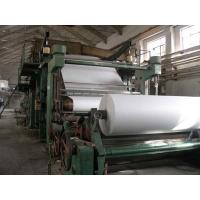 China 2880 Complete tissue paper napkin making machine toilet paper production line on sale