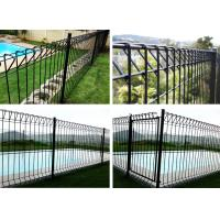 Australian Standard As2423 Roll Top Fencing Brc Fence Jacaranda Fencing Of Wiremeshfencecom