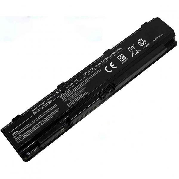 Quality 4 Cell 2200mAh 14.4V Toshiba Qosmio X70 Battery PA5036U-1BRS 1 Year Warranty for sale