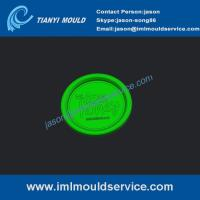 Cheap 1000g thin wall plastic cup lids mould,4 cavities thin wall injection box and lids mould wholesale