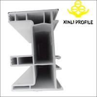 Buy cheap High quality 80 Frame pvc profile from wholesalers