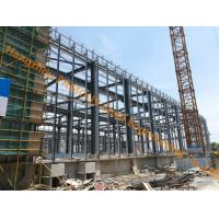 Cheap Workshop Warehouse Structural Steel Fabrications With CE Certification wholesale