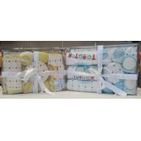 Cheap Fashionable Infant Soft Cute Cotton New Born Baby Boy Christening Gift Sets wholesale