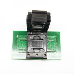 Cheap wl programmer BGA132 BGA152 to DIP96 96pin 8CE SSD test socket adapter wholesale