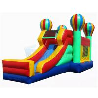 Cheap Balloon Bounce House Commercial Inflatable Slide Combo 1 Year Warranty wholesale