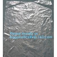 Cheap laundry shop used rolling plastic dry cleaning bags,Wholesale clear plastic dry cleaning poly garment bags for packing c wholesale