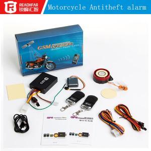 Cheap Free Web Base Software Motorcycle GPS Trackers RF-V10+ motor tracker 850/900/1800/1900MHz wholesale