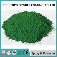 Cheap RAL 1027 Fluidized Bed Powder Coating, Durable Electrostatic Fluidized Bed Coating wholesale