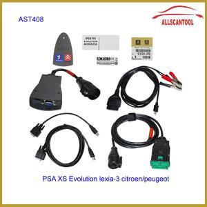 Multi Language Car Diagnostic Tool Lexia-3 lexia3 V48 Citroen / Peugeot Diagnostic PP2000 V25