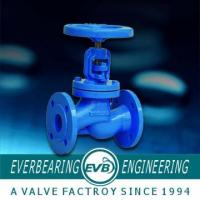 China Ductile Iron DIN3356 Cast Iron Globe Valve on sale