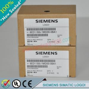 Cheap SIEMENS LOGO! 6ED1055-1CB00-0BA2 / 6ED10551CB000BA2 wholesale