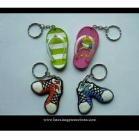Cheap promotional in show cartoon design with star 2d 3d soft pvc keychain wholesale