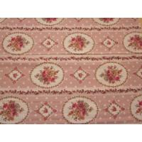 Cheap Polyester printed wool peach fabric wholesale