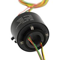 Cheap Through Bore Slip Ring with 12mm Hole Dia with a Long Life for Chip Shooter wholesale