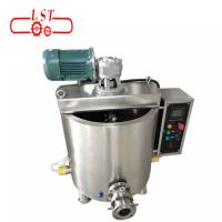 Cheap Movable Chocolate Melting Machine 1 Year Warranty For Cake / Dessert / Biscuit wholesale