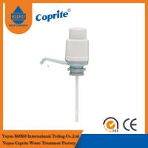 Cheap Plastic Manual Drinking Water Pump , 5 Gallon Bottled Water Pump wholesale