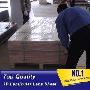 Cheap PLASTIC LENTICULAR lenticular 3d panel material lenticular lenses array 40 lpi 3d lenticular sheet cm lens philippines wholesale