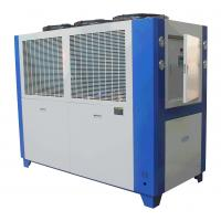 Cheap Electronic Industrial Scroll Type Air To Water Chiller / Air Cooled Chiller Unit wholesale