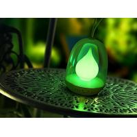 Cheap Portable Colorful Decorative Led Night Lights Rechargeable With USB Cable wholesale