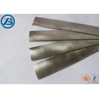 Cheap AZ31B-H24 / O / F Magnesium Alloy Sheet Magnesium Tooling Plate For Hot Foil Stamping wholesale