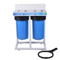 Cheap Blue Color Home Water Filter , Under Sink Water Filter System PP Material wholesale