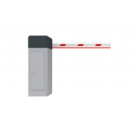 Buy cheap Powder Coating 80W 1.8s Aluminum Alloy Barrier Gate 6m Boom from wholesalers