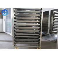 Cheap Energy Saving Fruit And Vegetable Dryer Machine 3300*2200*2000mm Dimension wholesale