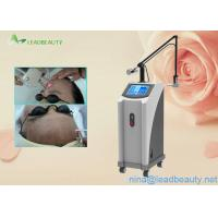 Cheap 100% USA Coherent RF Tube Lightweight Fractional Laser Machine 1 - 100 Ms Pulse Width wholesale