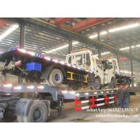 Cheap China best selling Dongfeng DLK 5ton Road Recovery Flatbed tow truck for sale US $21,000 - 30,200 / Set wholesale